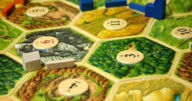 O vasto mundo dos jogos de tabuleiro