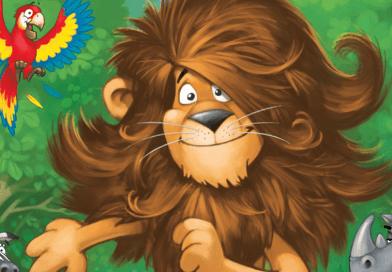 No dia das crianças, vá ao barbeiro com Leo!