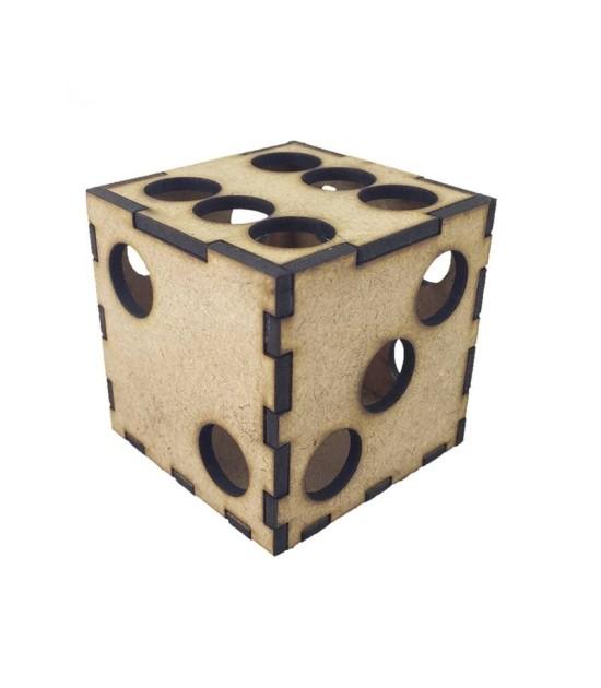 Caixa de dados - D6