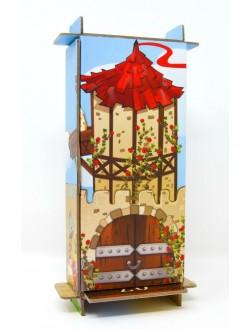 Torre para peças - Kingdomino