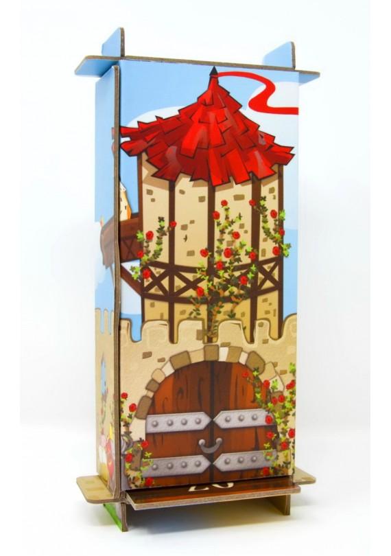 Torre para peças - Kingdomino popup