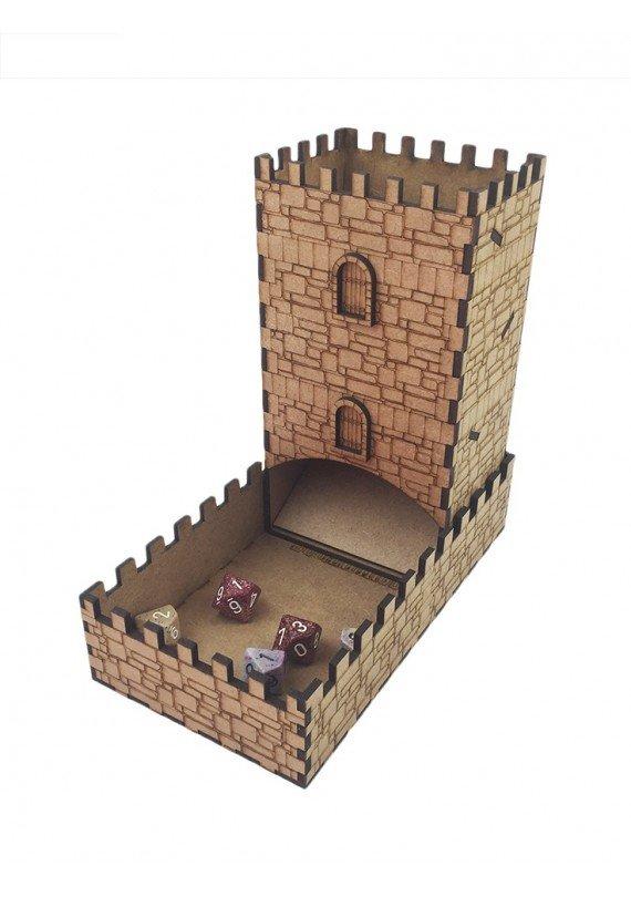 Torre de Dados (Medieval) popup