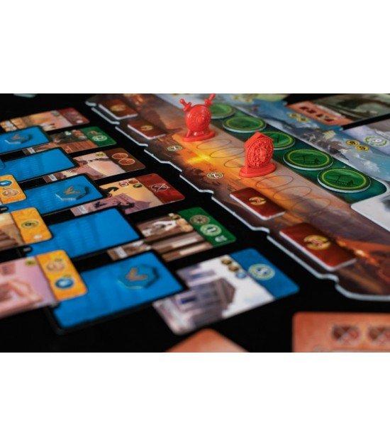 7 wonders duel: Panteão (Exp.)