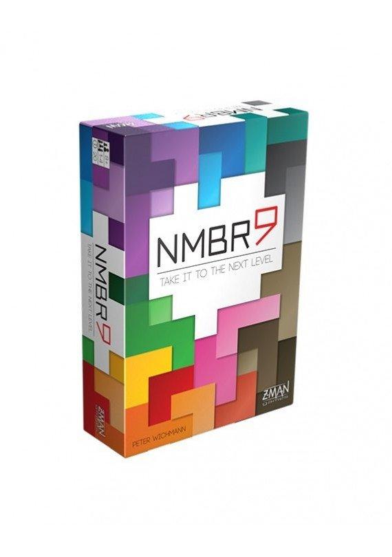 NMBR9 popup