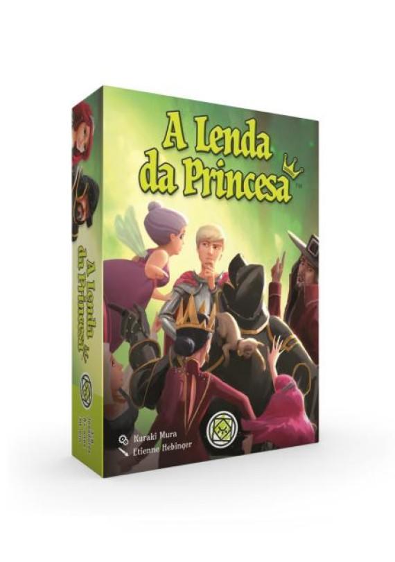 A lenda da princesa popup