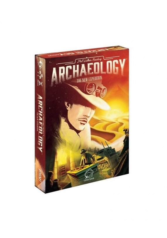 Archaeology: The new expedition popup