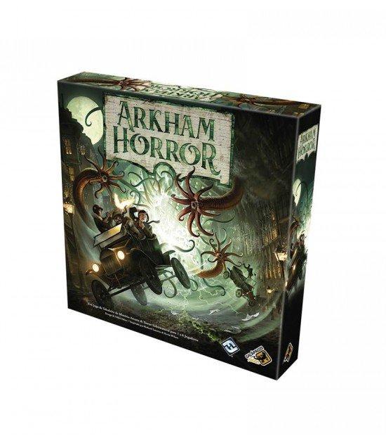 Arkham Horror: Board Game (3a. Edição)
