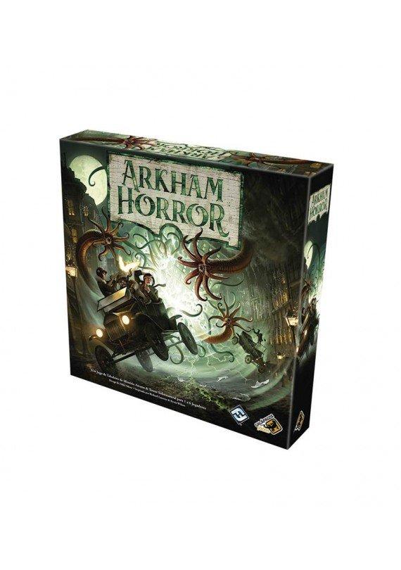 Arkham Horror: Board Game (3a. Edição) popup