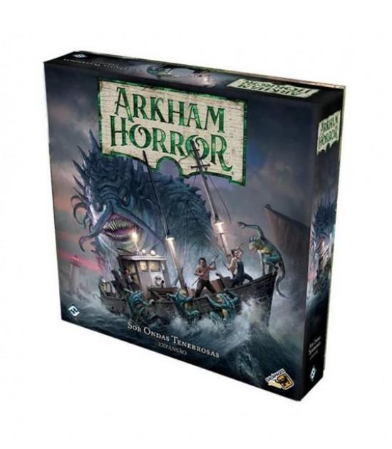 Arkham Horror: Sob ondas tenebrosas (Exp.)