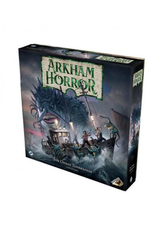 Arkham Horror: Sob ondas tenebrosas (Exp.) popup