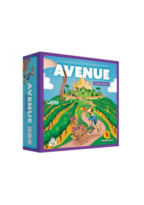 Avenue, edição especial popup