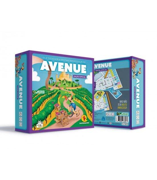Avenue, edição especial