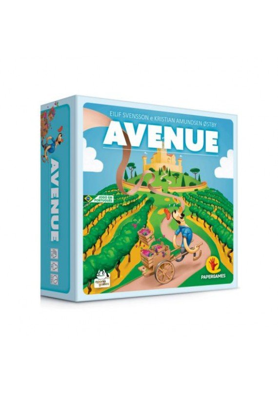 Avenue popup