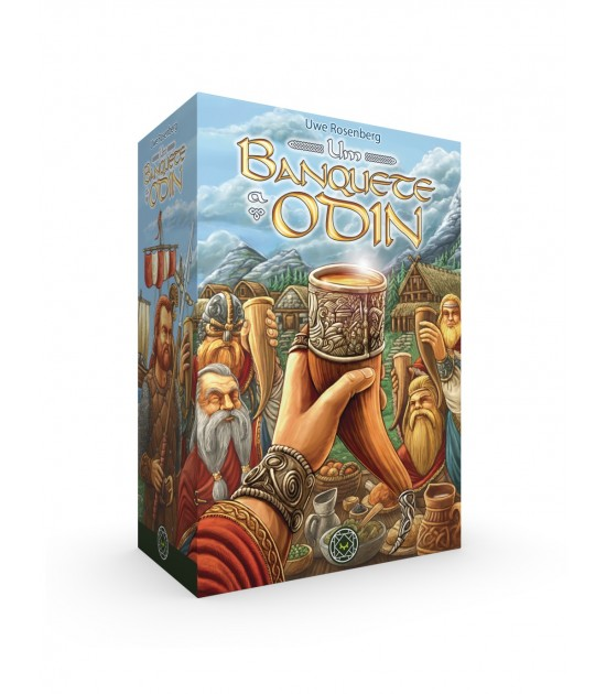 Um banquete a Odin