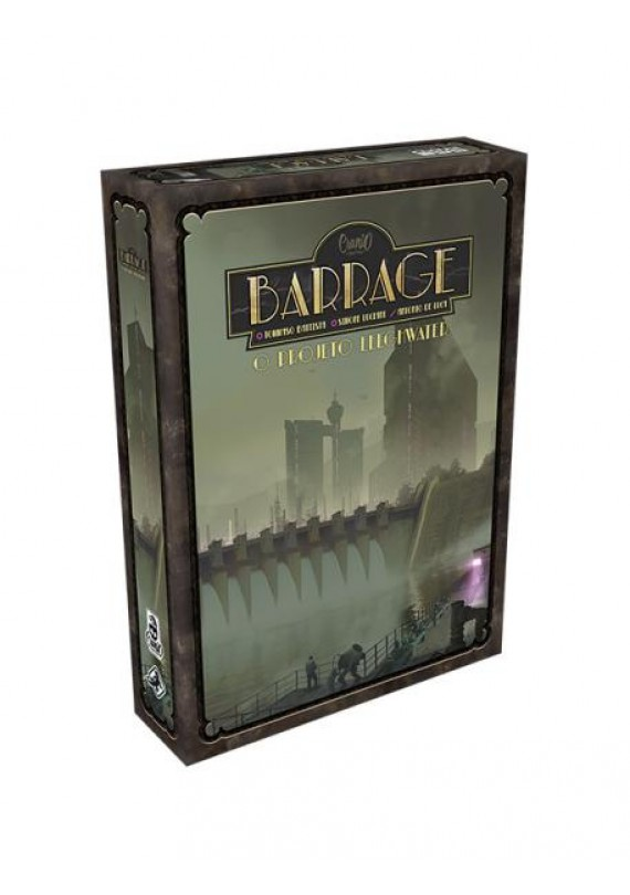 Barrage: O projeto Leeghwater (Exp.) popup