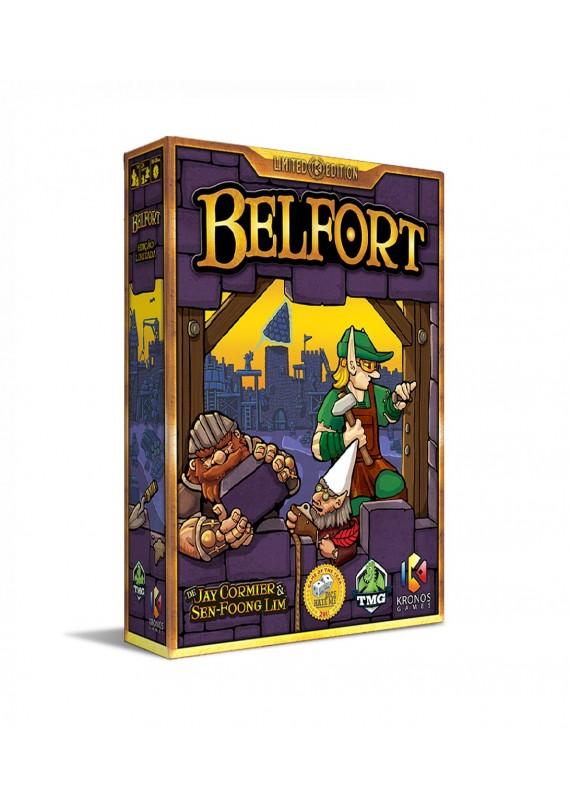 Belfort: Edição Limitada popup
