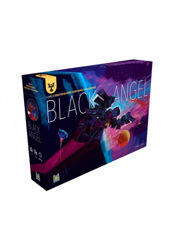 Black Angel popup