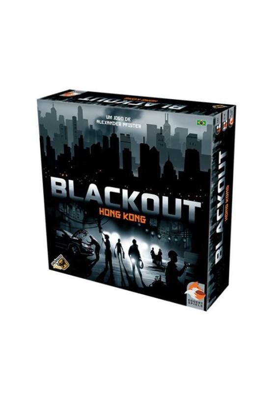 Blackout: Hong Kong popup