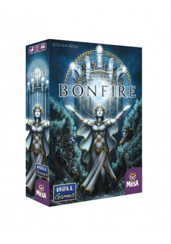 Bonfire popup