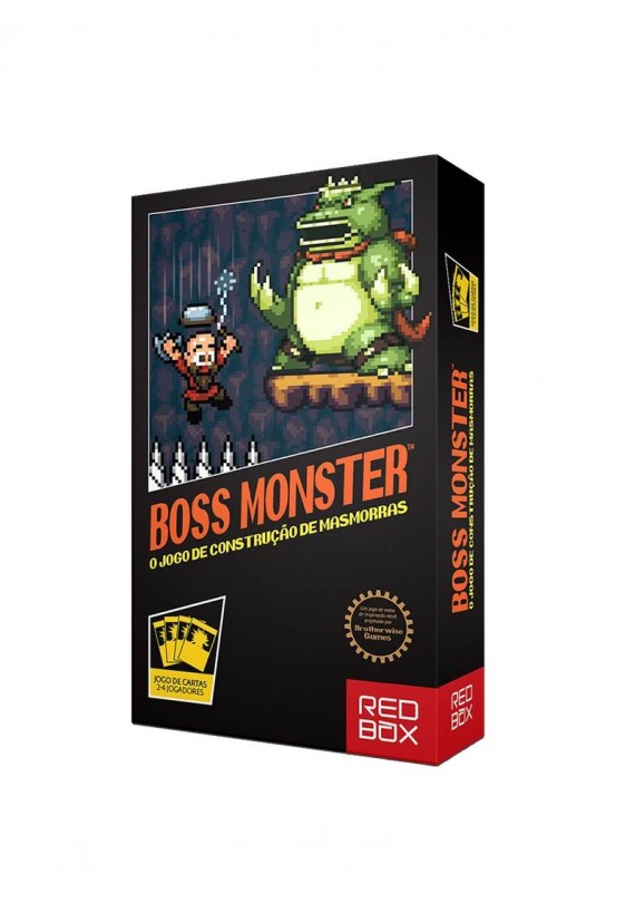 Boss monster popup