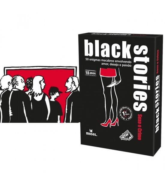 Black stories: sexo e crime