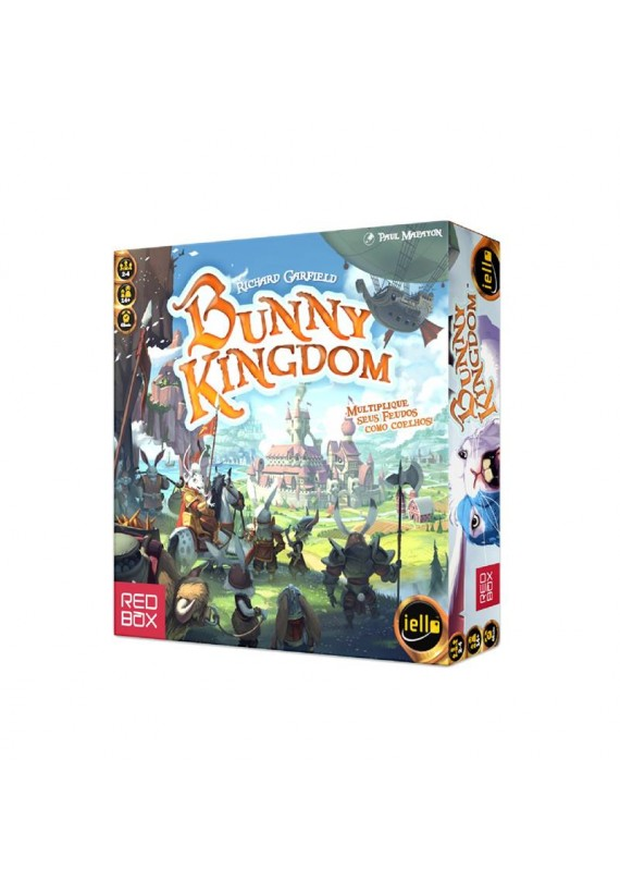 Bunny Kingdom popup