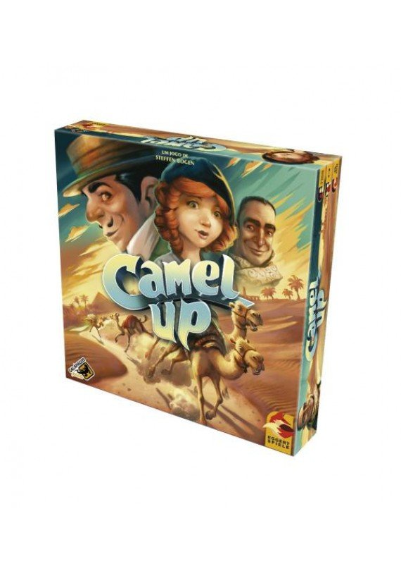 Camel Up popup