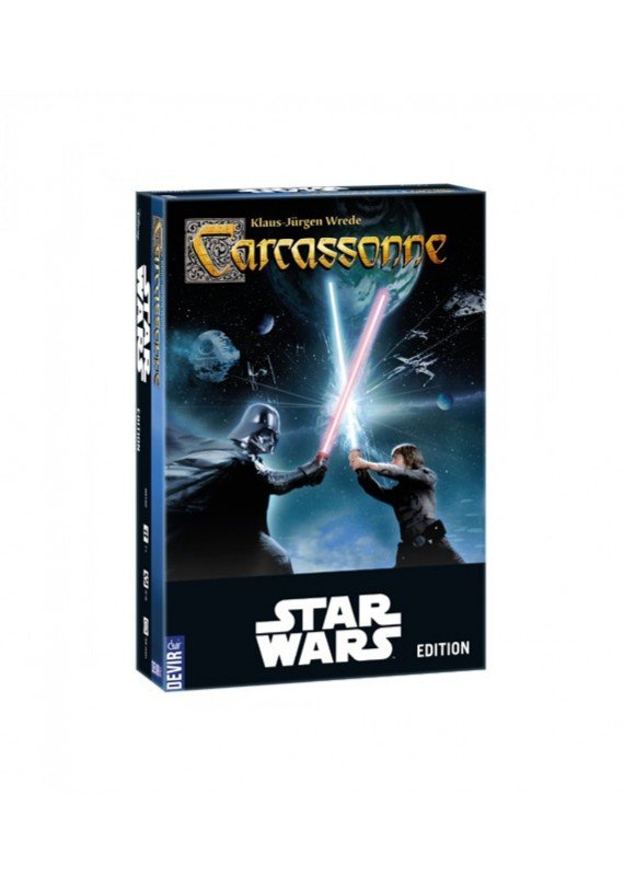 Carcassonne Star Wars popup