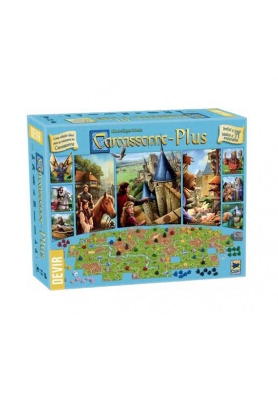 Carcassonne Plus popup