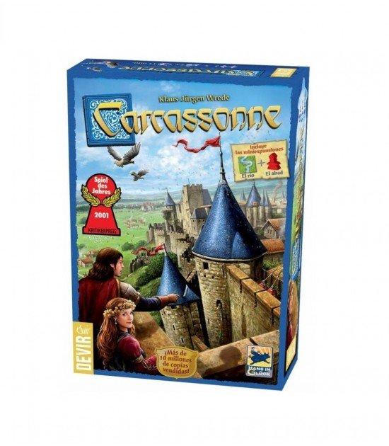 Carcassonne, 2a. edição