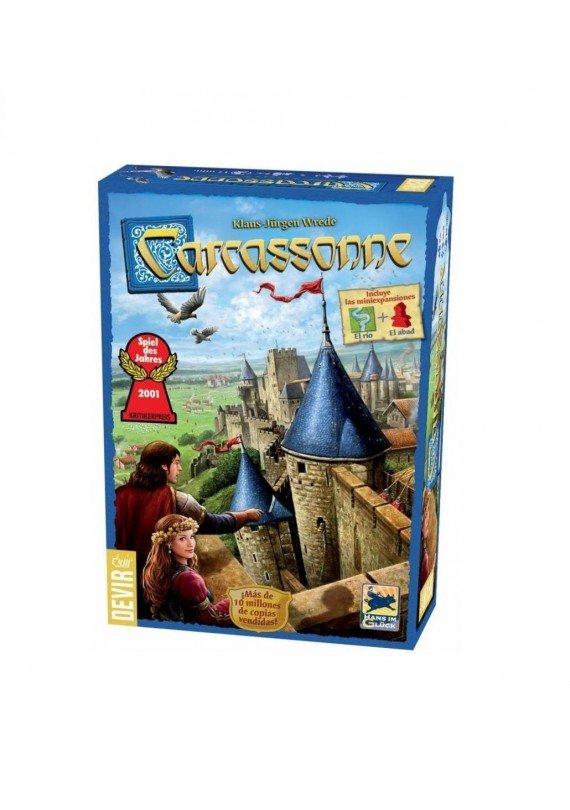 Carcassonne, 2a. edição popup