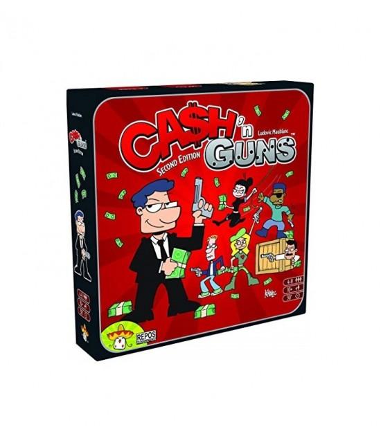 Ca$h'n guns, 2a. edição
