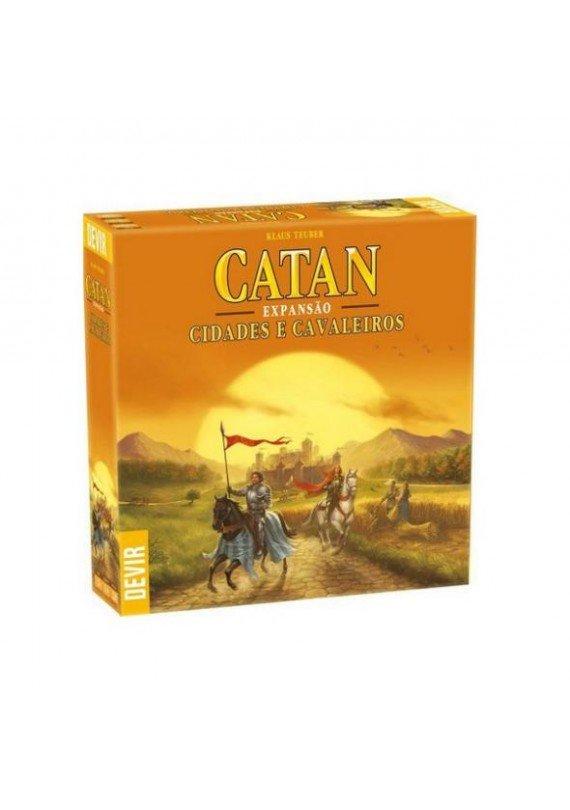 Catan: Cidades e cavaleiros (Exp.) popup