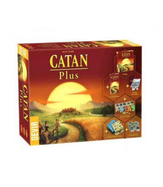 Catan Plus