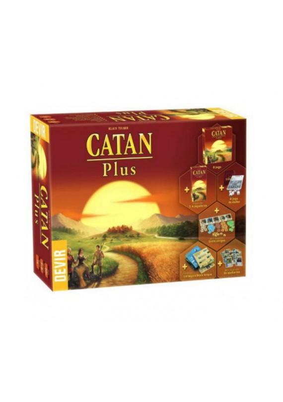 Catan Plus popup
