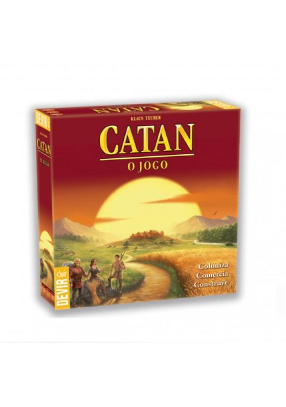 Catan, o jogo popup
