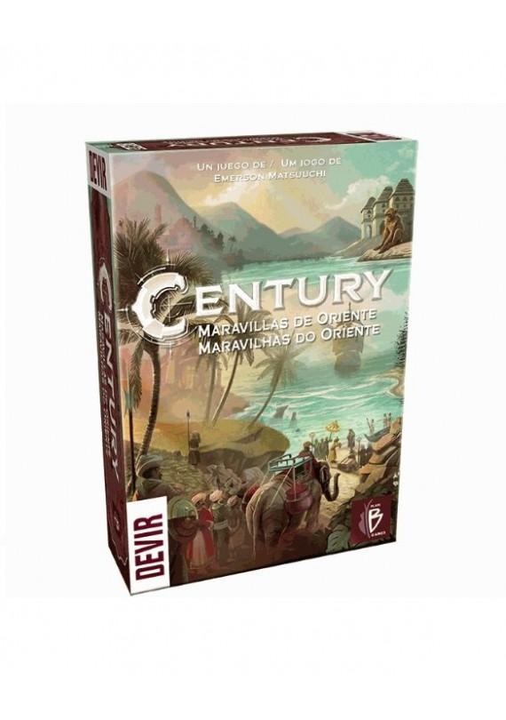 Century: maravilhas do Oriente popup