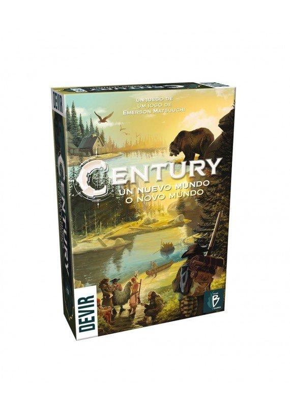 Century: o novo mundo popup