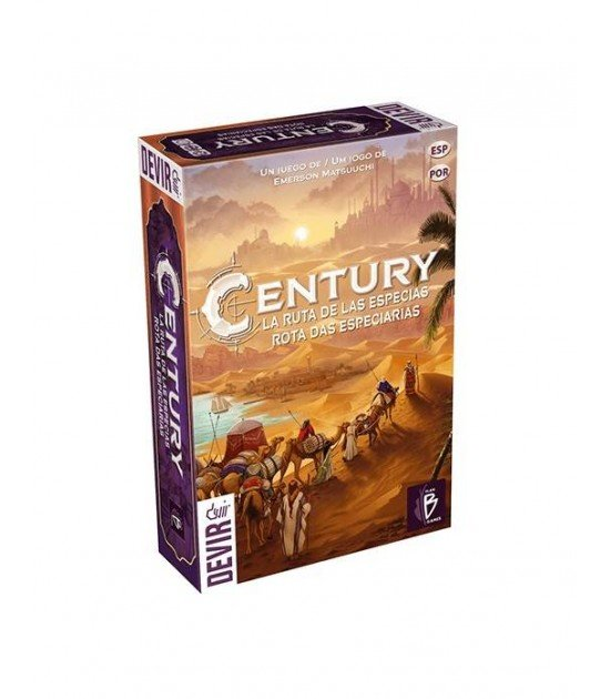 Century, rota das especiarias