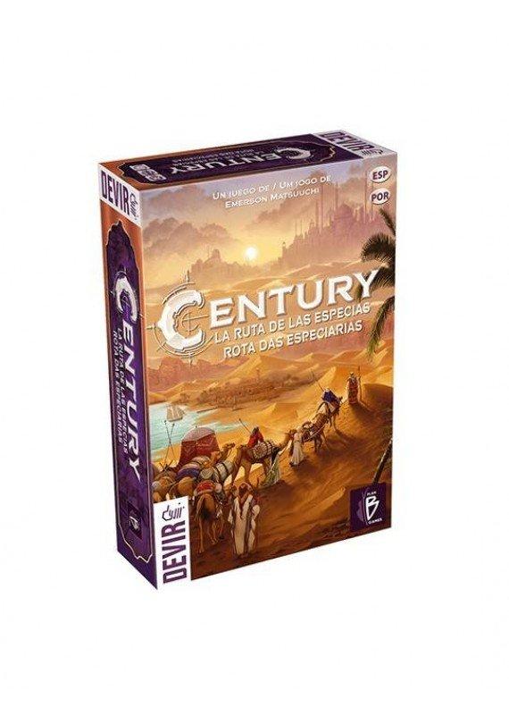 Century, rota das especiarias popup
