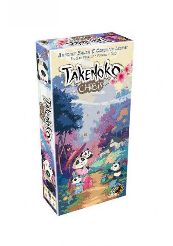 Takenoko: Chibis popup