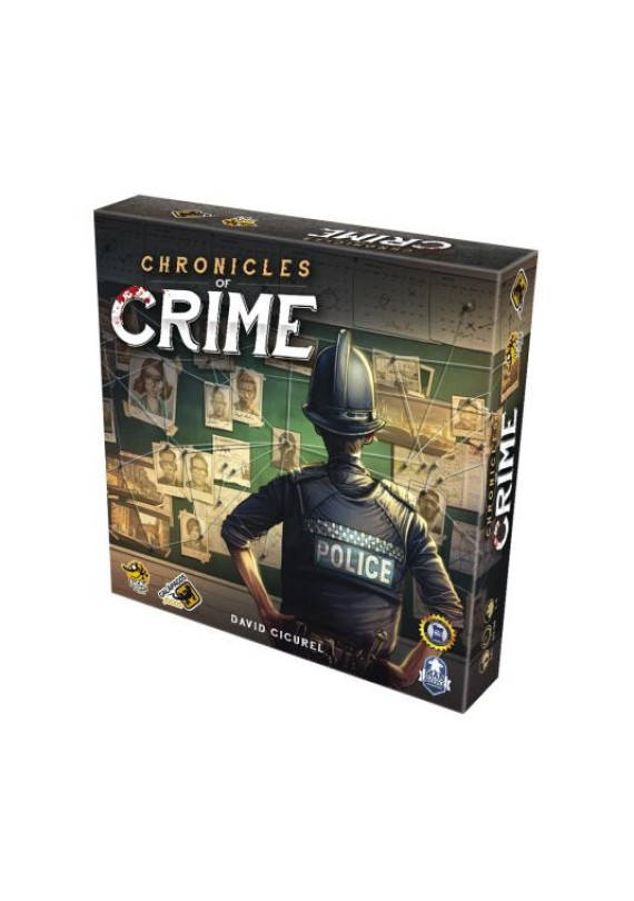 Chronicles of crime popup