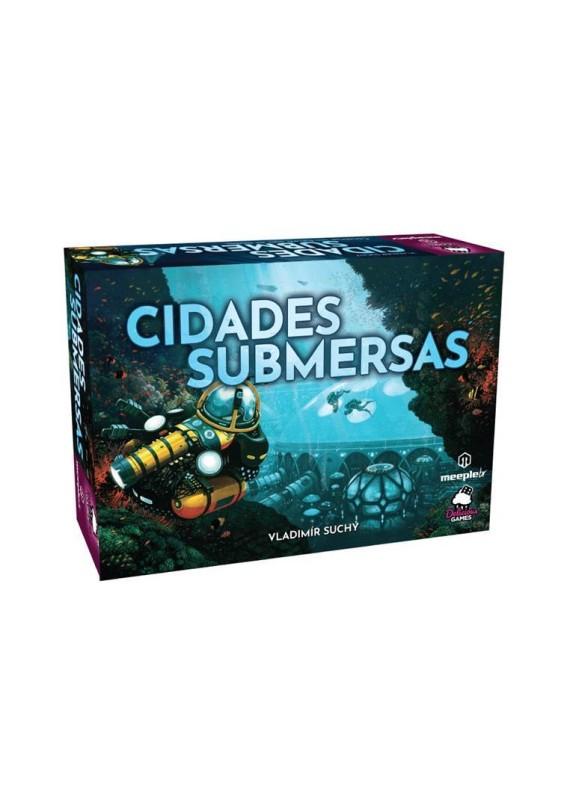 Cidades submersas popup