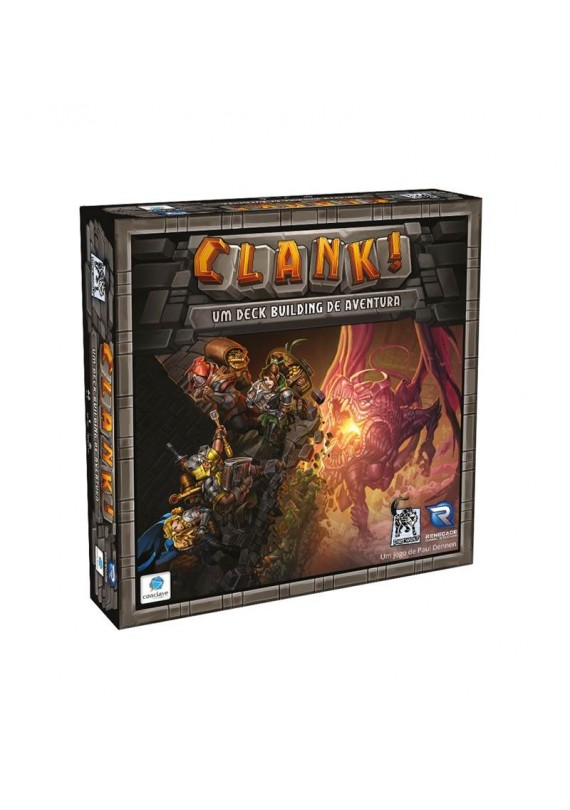 Clank! popup