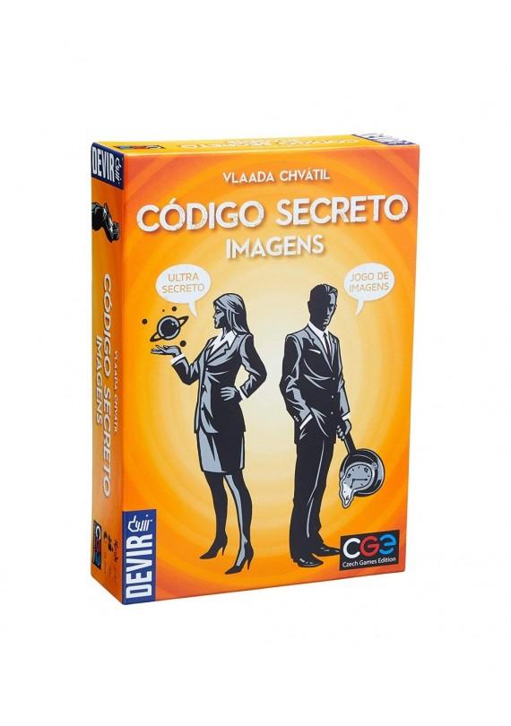 Código Secreto: Imagens popup