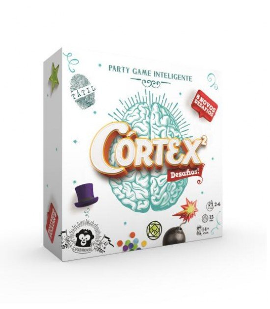 Córtex 2: desafios!