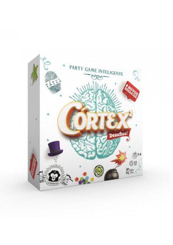 Córtex 2: desafios! popup