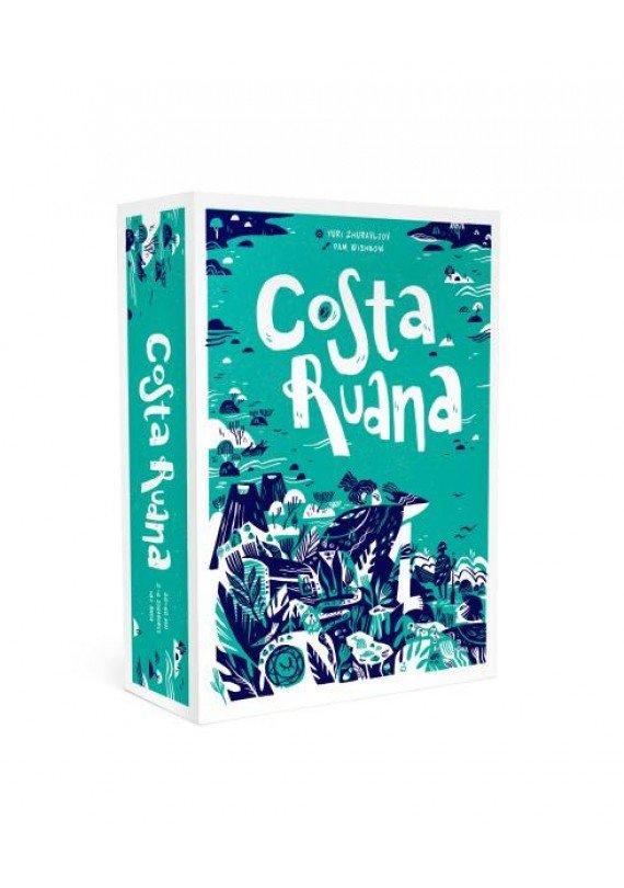 Costa Ruana popup