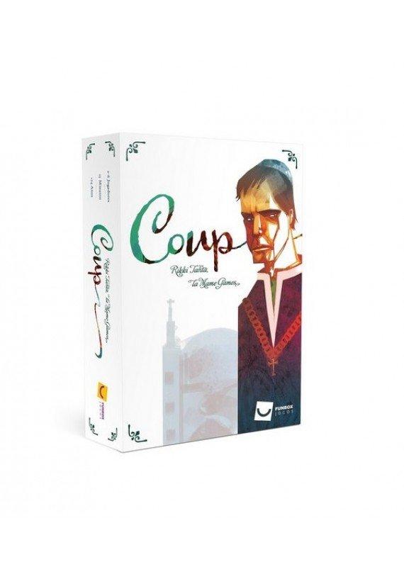 Coup, 2a. edição (inclui: A reforma) popup