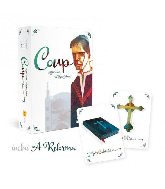 Coup, 2a. edição (inclui: A reforma)
